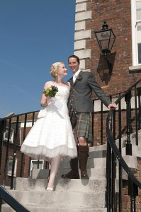 weddingstairs